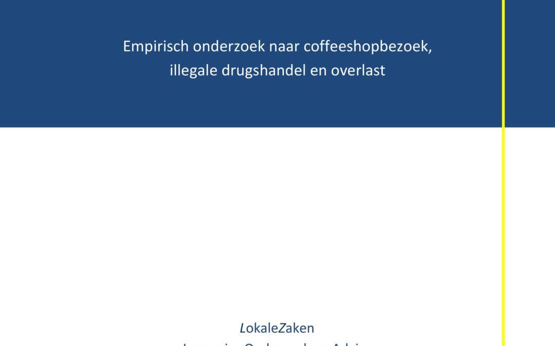 Centraal in Venray. Empirisch onderzoek naar coffeeshopbezoek, illegale drugshandel en overlast, 2019