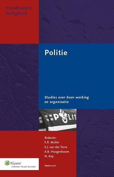 Politie: Studies over haar werking en organisatie (met E.R. Muller, A.B. Hoogenboom en N. Kop) Deventer, Kluwer, 2014 (derde geheel herziene uitgave; eerder redacteur van de tweede uitgave in 2007).