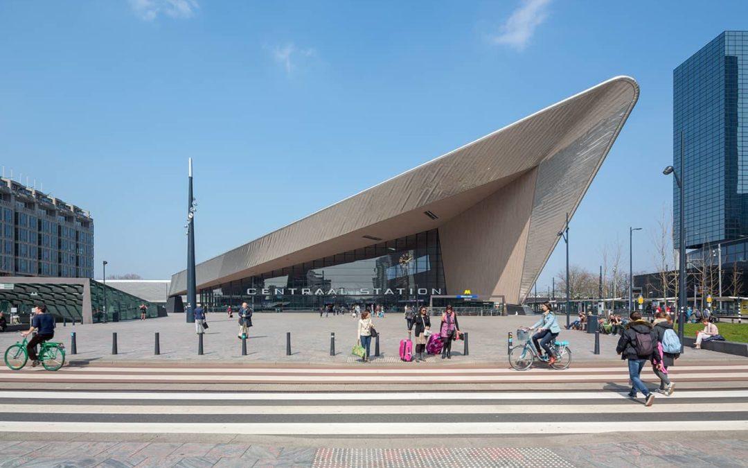 Rotterdam Centraal. Een beeld van de veiligheidsorganisatie, 2018.