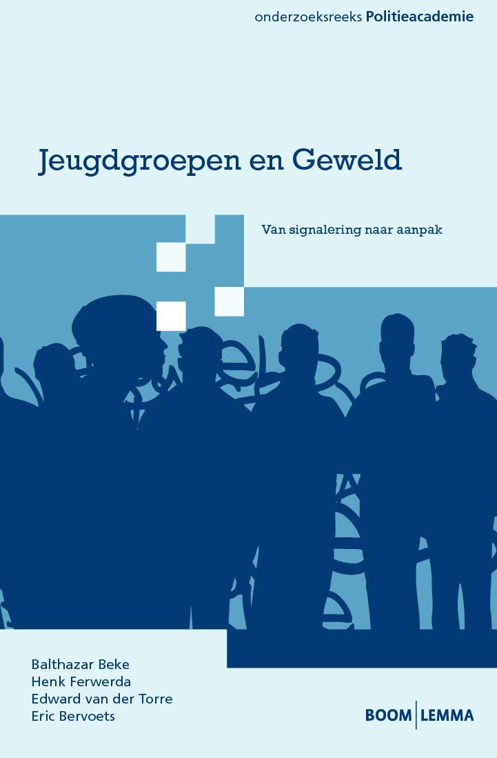 Jeugdgroepen en Geweld. Van signalering naar aanpak (met B. Beke, H. Ferwerda en E. Bervoets), Den Haag, Boom | Lemma, 2013.