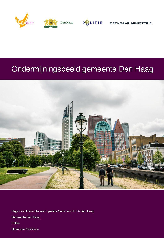 Ondermijningsbeeld gemeente Den Haag (samenvatting)