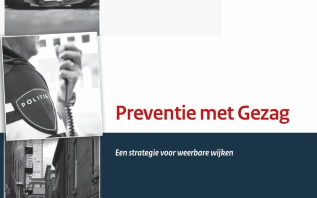 Preventie met Gezag: wijkenaanpak anno 2021
